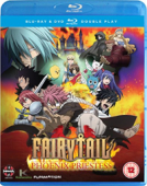 Fairy Tail - Movie 1: Phoenix Priestess [Blu-ray+DVD]