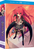 Shakugan No Shana: Season 2 - Part 1/2: Limited Edition [Blu-ray+DVD] + Artbox
