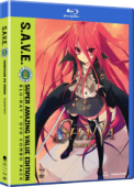 Shakugan No Shana: Season 2 - S.A.V.E. [Blu-ray+DVD]