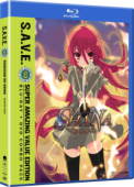 Shakugan No Shana: Season 3 - S.A.V.E. [Blu-ray+DVD]