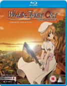 When They Cry [Blu-ray]