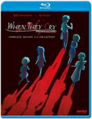 When They Cry: Season 1-3 - Complete Series [Blu-ray]