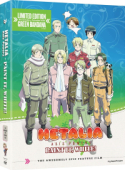 Hetalia: Axis Powers - Paint It White: Limited Edition