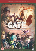 Gate: Season 1+2 - Complete Series: Collector's Edition [Blu-ray+DVD] + Artbook