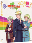 Hetalia: World Series - Season 4: Limited Edition