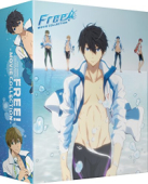 Free! - 4 Movie Collection: Limited Edition [Blu-ray+DVD]