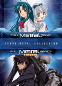 Full Metal Panic! + Fumoffu - Stackpack