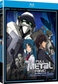 Full Metal Panic!: The Second Raid - Anime Classics [Blu-ray]