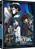 Full Metal Panic!: The Second Raid - Anime Classics