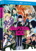 Mob Psycho 100: Season 1 [Blu-ray+DVD]