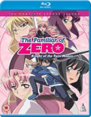 The Familiar of Zero: Knight of the Twin Moons (OwS) [Blu-ray]