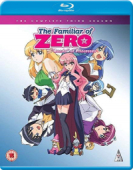 The Familiar of Zero: Rondo of Princess (OwS) [Blu-ray]