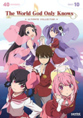 The World God Only Knows: Season 1-3 - Complete Series + OVAs