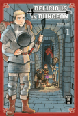 Delicious in Dungeon - Bd. 01: Kindle Edition