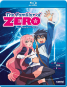 The Familiar of Zero: Season 1-4 - Complete Series [Blu-ray]