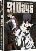 91 Days - Complete Series: Limited Edition [Blu-ray+DVD]