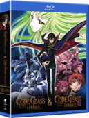 Code Geass: Lelouch of the Rebellion - Season 1+2 - Complete Series [Blu-ray]
