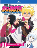 Boruto: Naruto Next Generations - Vol.01 + OVA [Blu-ray]