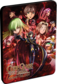 Code Geass: Lelouch of the Rebellion - Movie Trilogy: Steelbook (OwS) [Blu-ray]