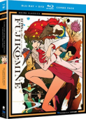 Lupin the Third: The Women Called Fujiko Mine - Complete Series: Anime Classics [Blu-ray+DVD]