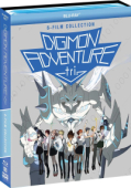 Digimon Adventure Tri. - Complete Movie Series [Blu-ray]