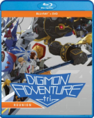 Digimon Adventure Tri. - Chapter 1: Reunion [Blu-ray+DVD]