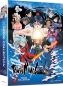Tenchi Muyo!: Movie Collection - Limited Edition [Blu-ray+DVD]