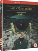 Saga of Tanya the Evil - Complete Series [Blu-ray]