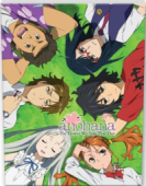 Anohana: The Flower We Saw That Day - Complete Series: Premium Edition (OwS) [Blu-ray+DVD]