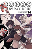 Bungo Stray Dogs - Vol.14: Kindle Edition
