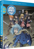 That Time I Got Reincarnated as a Slime: Season 1 - Part 2/2 [Blu-ray+DVD]