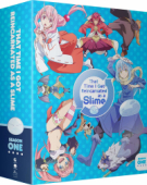 That Time I Got Reincarnated as a Slime: Season 1 - Part 2/2 [Blu-ray+DVD] + Artbox
