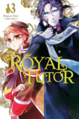 The Royal Tutor - Vol.13