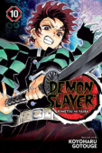 Demon Slayer: Kimetsu no Yaiba - Vol.10