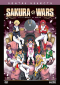 Sakura Wars TV - Complete Series: Sentai Selects