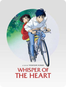 Whisper of the Heart - Limited Steelbook Edition [Blu-ray]