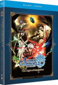 Chain Chronicle: The Light of Haecceitas - Complete Series + Movies [Blu-ray]