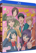 Kiss Him, Not Me! - Complete Series: Essentials [Blu-ray]