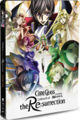 Code Geass: Lelouch of the Re;surrection - Steelbook [Blu-ray+DVD]