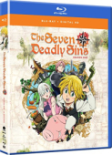 The Seven Deadly Sins: Season 1 [Blu-ray]