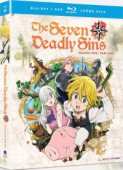 The Seven Deadly Sins: Season 1 - Part 1/2 [Blu-ray+DVD]