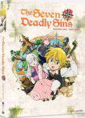 The Seven Deadly Sins: Season 1 - Part 1/2
