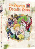 The Seven Deadly Sins: Season 1 - Part 2/2