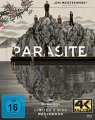 Parasite - Limited Mediabook Edition [Blu-ray 4K]: Cover A