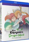 Miss Kobayashi's Dragon Maid: Season 1 - Classics [Blu-ray]
