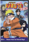Naruto: The Lost Story - Mission: Protect the Waterfall Village!