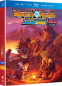Monster Hunter Stories: Ride On - Season 1: Part 3 [Blu-ray+DVD]