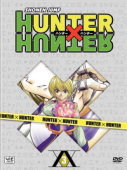 Hunter x Hunter 1999 - Box 3/4