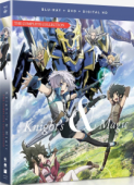Knight's & Magic - Complete Series [Blu-ray+DVD]