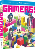 Gamers! - Complete Series [Blu-ray+DVD]